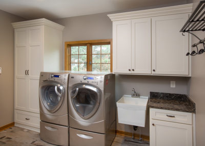 Laundry & mudroom remodel Columbus OH