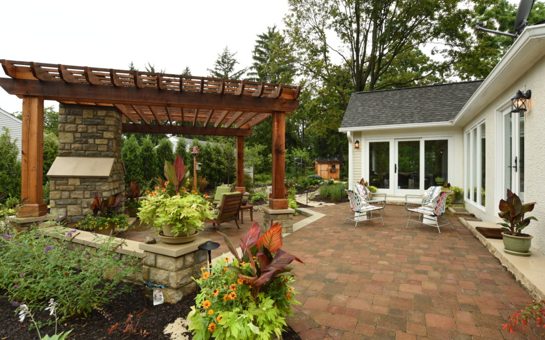 Design-Build Collaboration for Outdoor Living Projects
