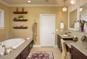 Master bathroom remodel Dublin OH_The Cleary Company