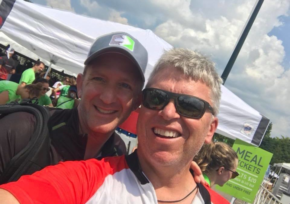 George Cleary – My Pelotonia
