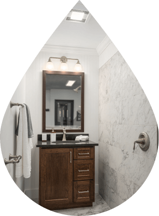 Bathroom remodeling at a low cost