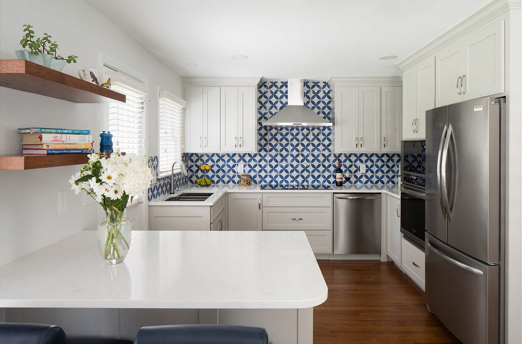 Kitchen Remodel with Expanded Footprint