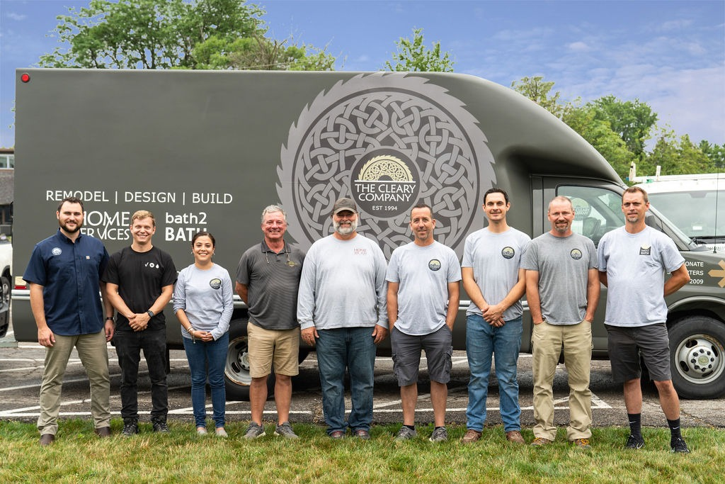 Cleary Company Production team