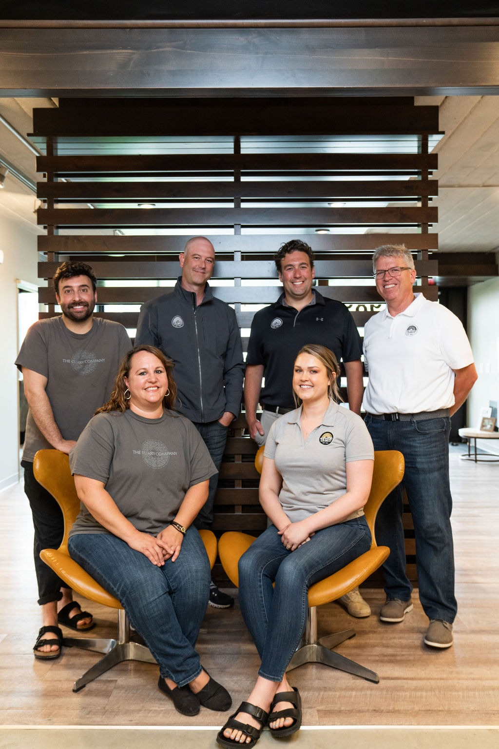 The Cleary Company project development team